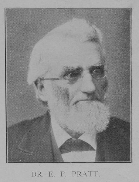 Dr. E. P. Pratt