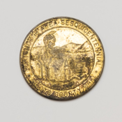 Portsmouth 1965 Sesquicentennial Souvenir Half-Dollar