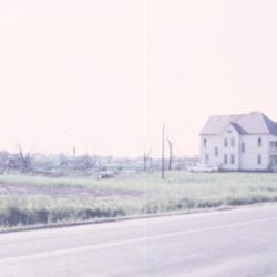 Fred Bobst's house on Dogwood Ridge Road