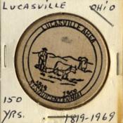 Lucasville Area Sesquicentennial 1819-1969