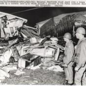 Tornado Aftermath, Wheelersburg, Ohio