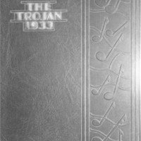1933 Portsmouth High School Yearbook