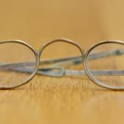 Isaac Bonser Glasses