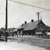 Norfolk & Western Railroad Depot