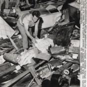 Wheelersburg Tornado Aftermath