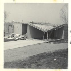 Wheelersburg Tornado 1968