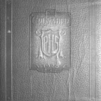 1928 Portsmouth High School Yearbook