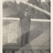 Norfolk & Western Mason Force Foreman, Alton Snook