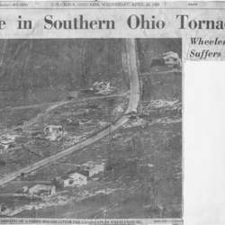 8 Die in Southern Ohio Tornadoes <br /><br />