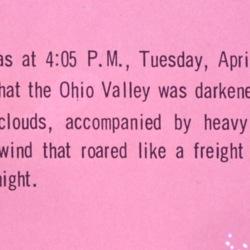 The Ohio Valley 1968