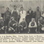 Norfolk & Western Mason Force Number 4 at Rarden, Ohio