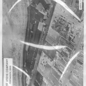 Aerial View-Ohio Stove Company<br /><br /> Portsmouth, Ohio