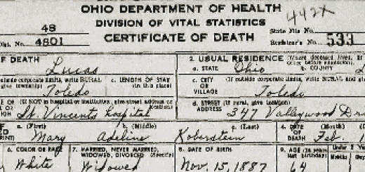 ohio-death-certificates