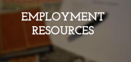employment-resources