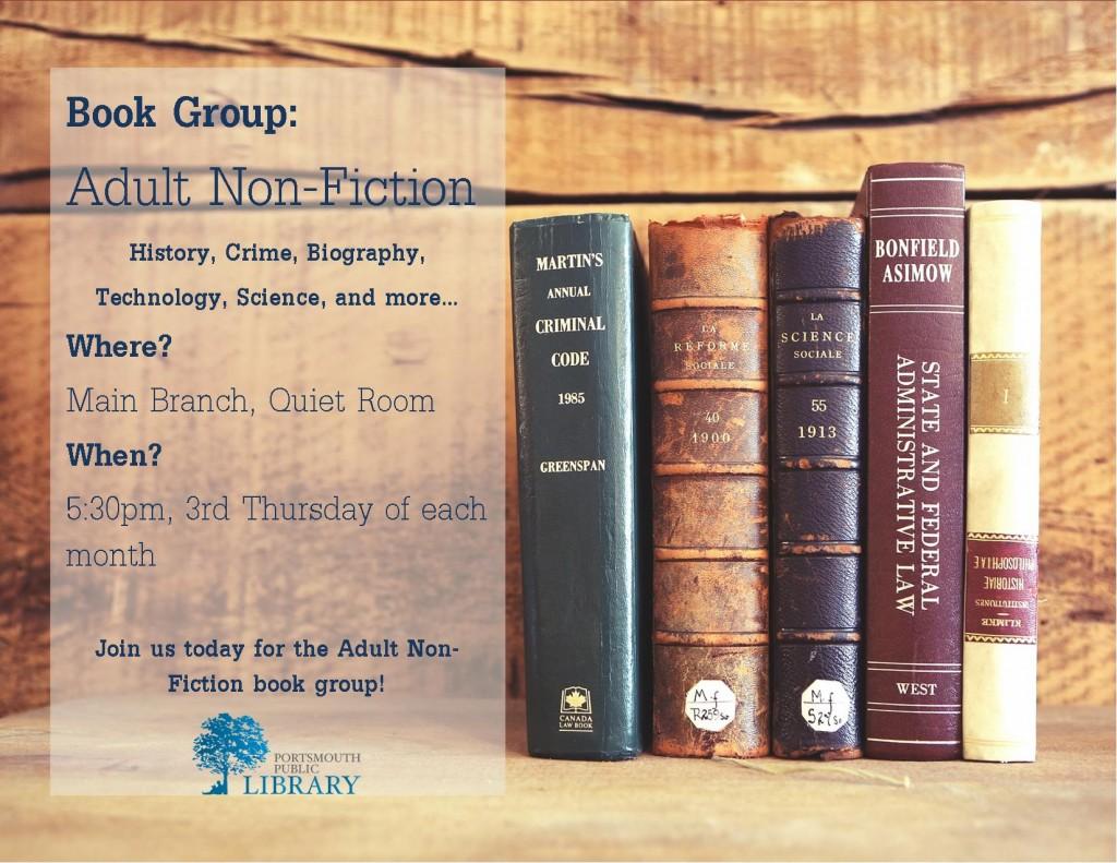 Alex Non-Fic Book Group