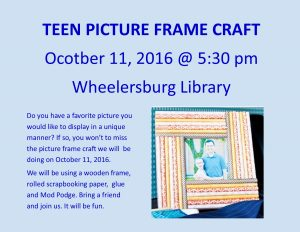 oct teen pic frame j